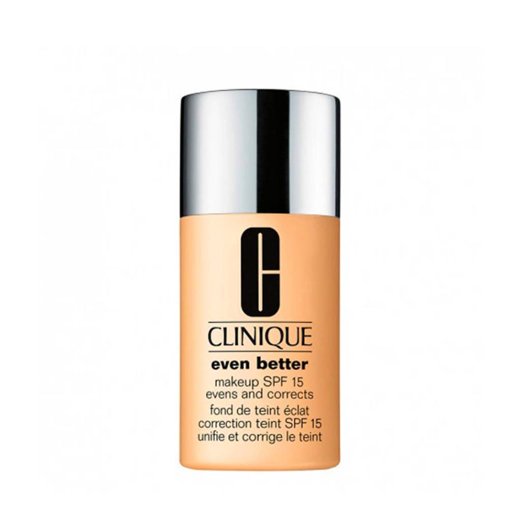 Clinique Even Better Makeup SPF15 foundation - 44 Tea