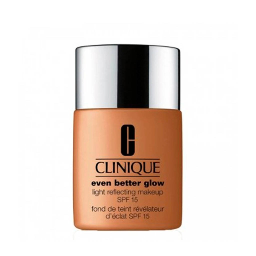 Clinique Even Better Glow Light Reflecting Makeup SPF15 foundation - 118 Amber