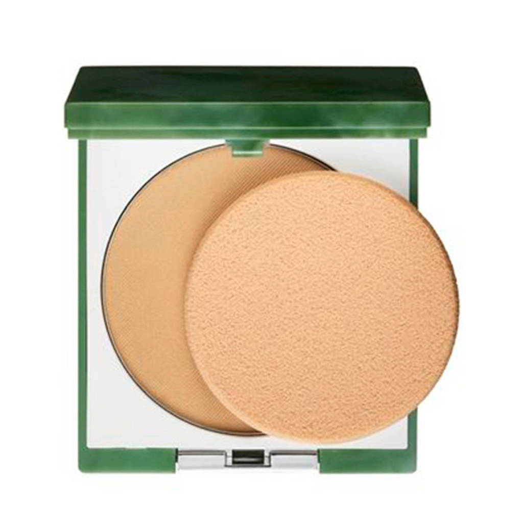 Clinique Stay Matte Sheer Pressed poeder - 004 Stay Honey