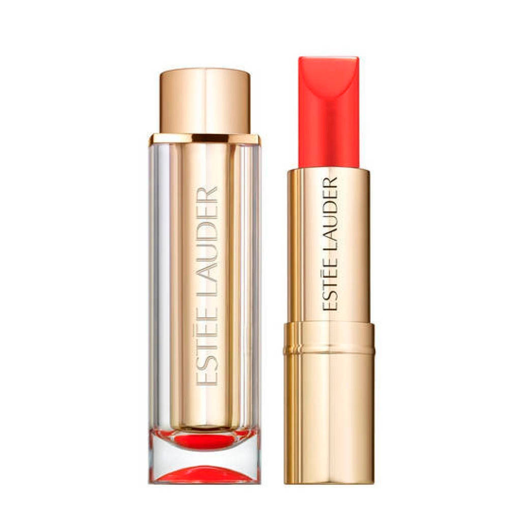 Estée Lauder Pure Color Love Cream lippenstift - 340 Hot Rumor