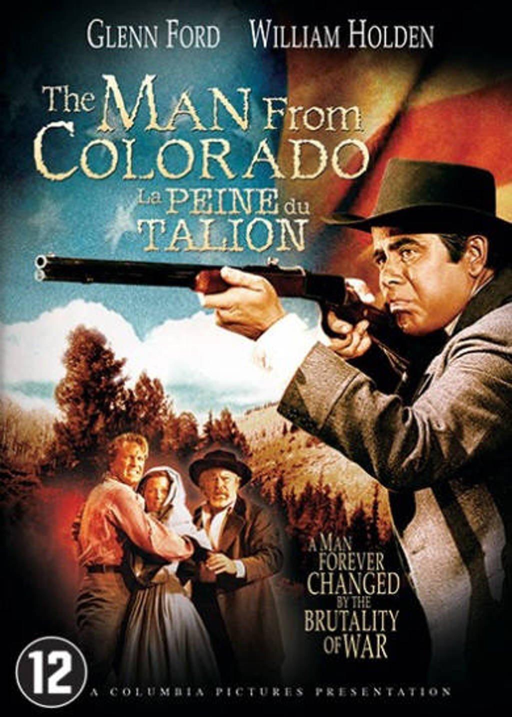 Man from Colorado (DVD)