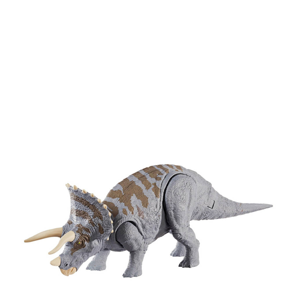 Jurassic World  Dual Attack Triceratops
