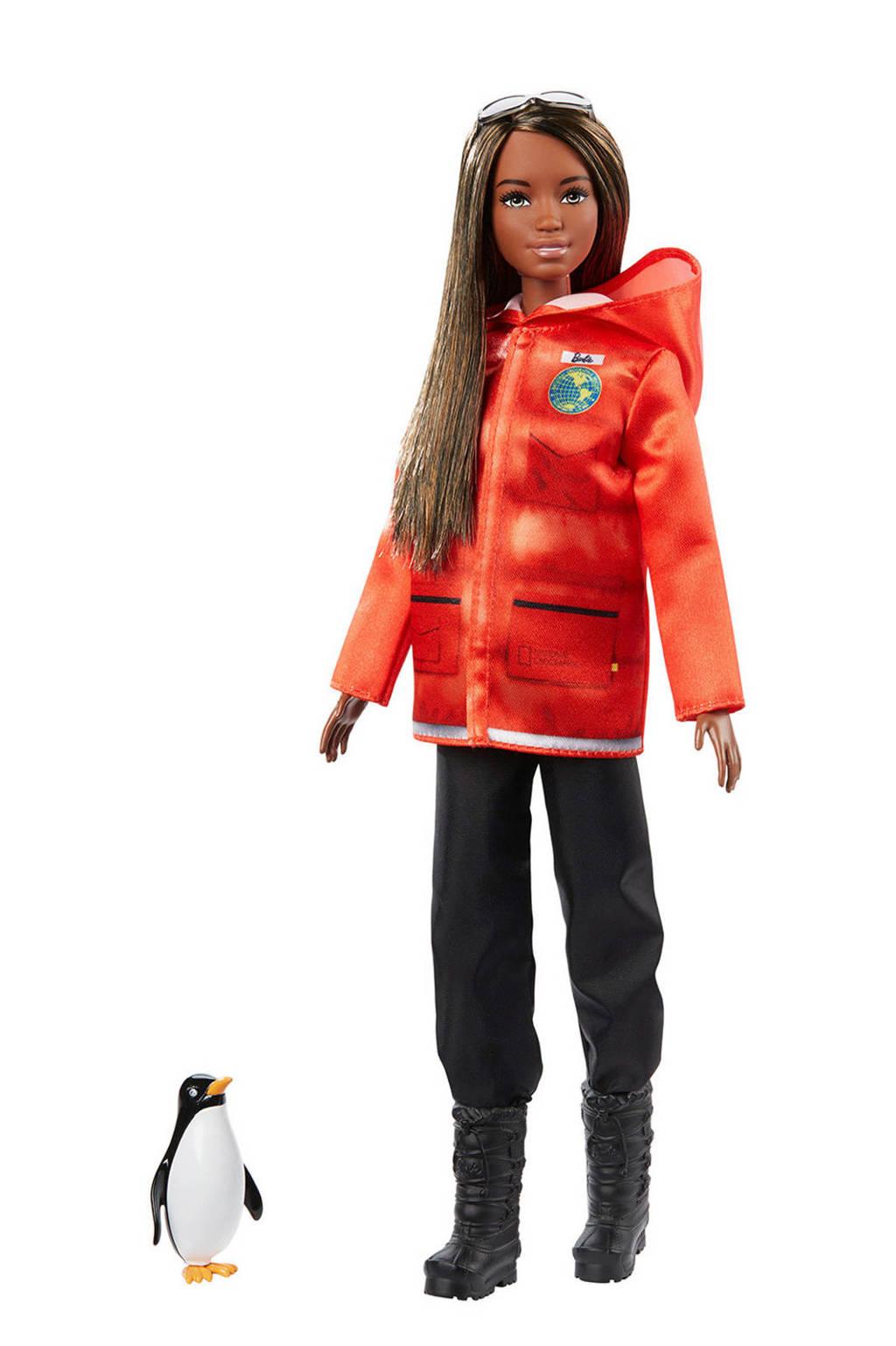 Barbie National Geographic Zeebioloog op de Noordpool