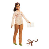 Barbie National Geographic Natuurbeschermer