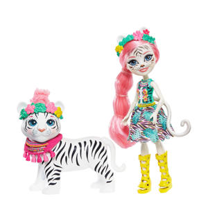 Tadley Tijger & Kitty handpop