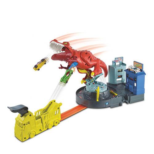 HW City T-Rex Attacke