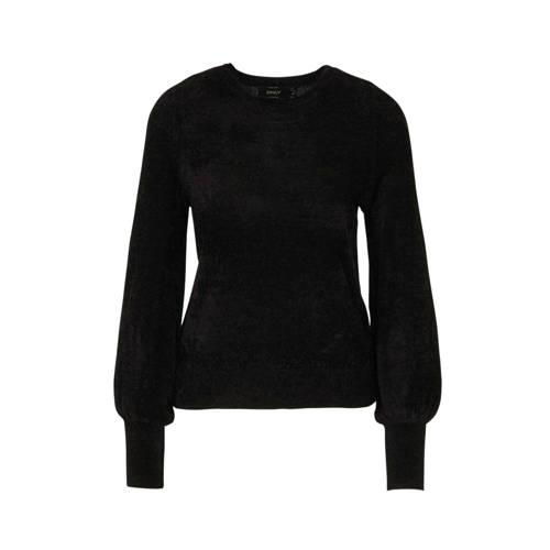 ONLY trui zwart