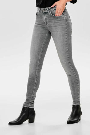 skinny jeans ONLBLUSH grey denim