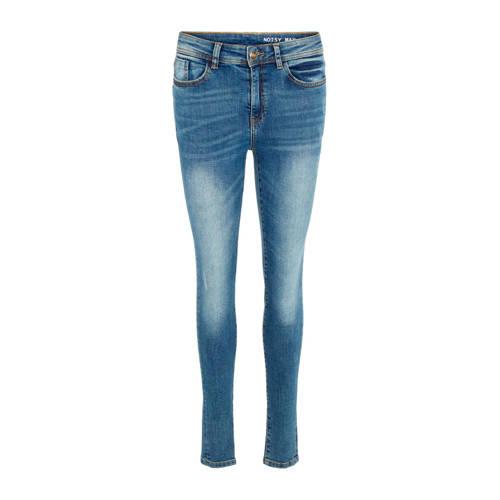 NOISY MAY skinny jeans blauw