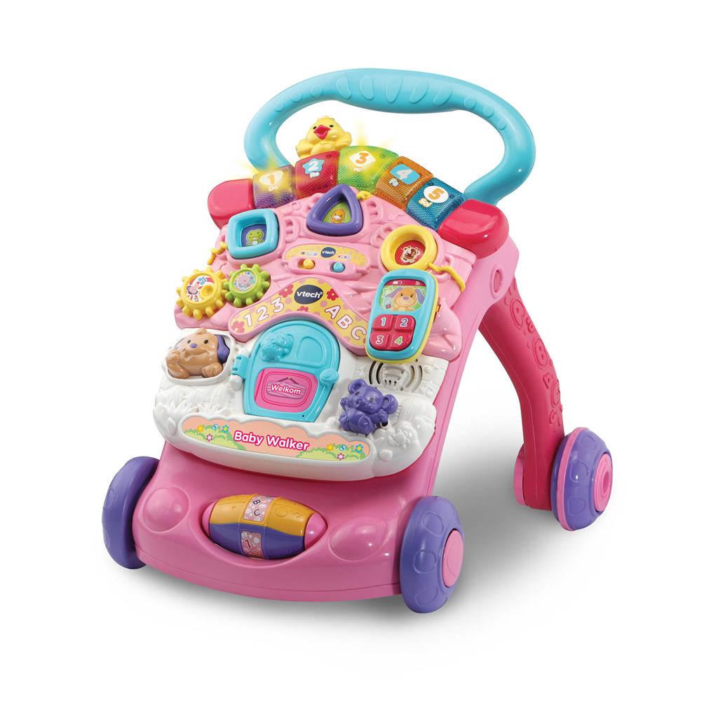 VTech  Baby Walker roze