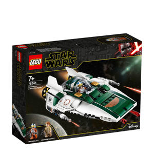 Resistance A Wing Starfighter 75248