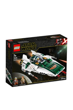 Star Wars Resistance A Wing Starfighter 75248