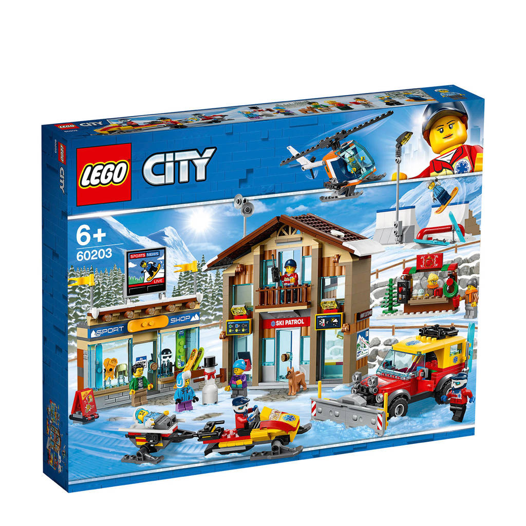LEGO City Skiresort 60203