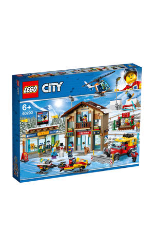 City Skiresort 60203