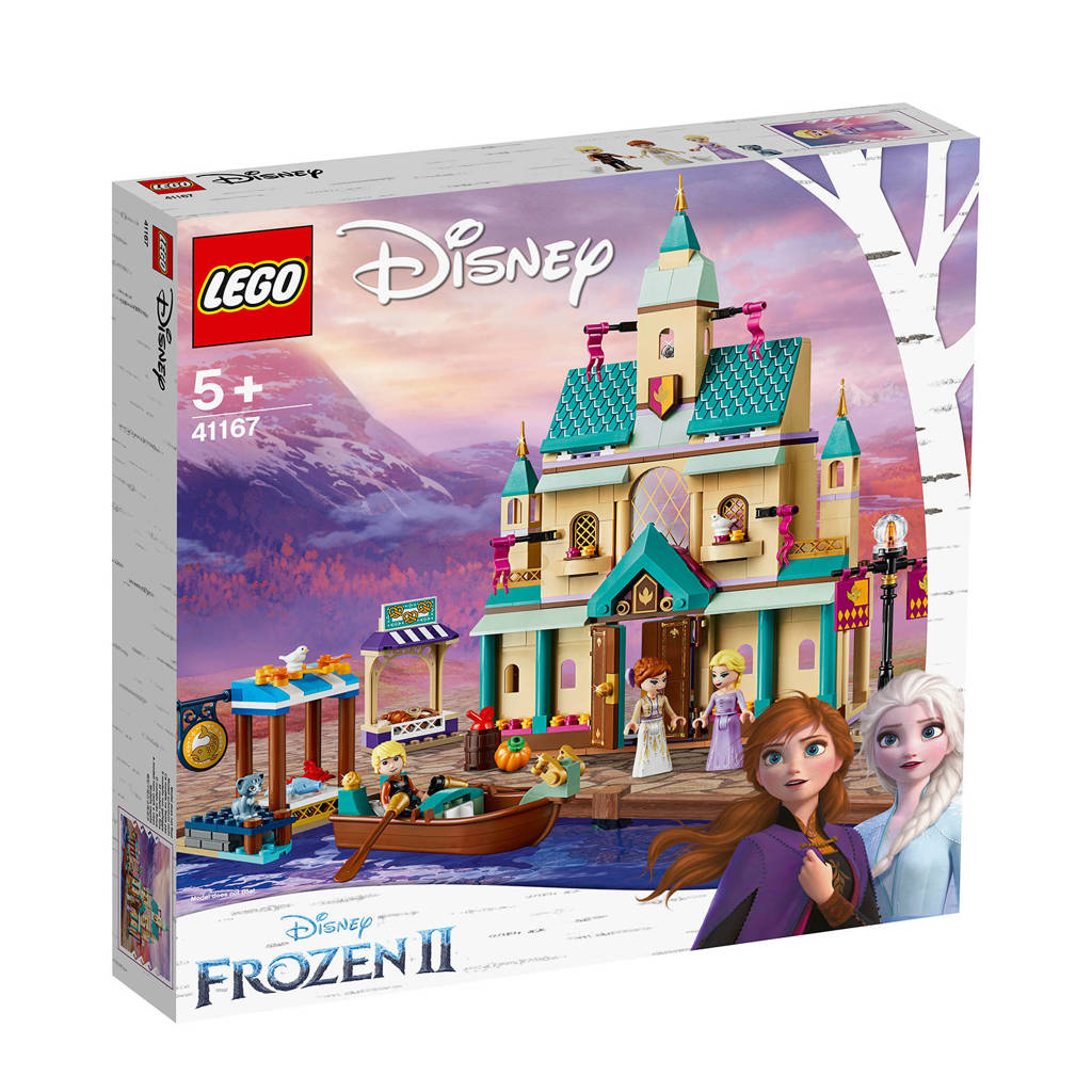 Disney Frozen 2 Kasteeldorp Arendelle 41167