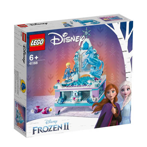 Lego 41168 Frozen 4 Elsa Sieradendooscreatie