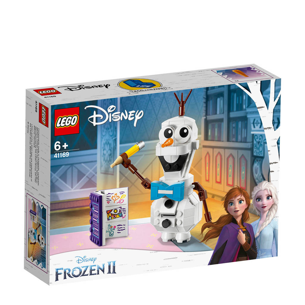 Disney Frozen 2 Olaf 41169