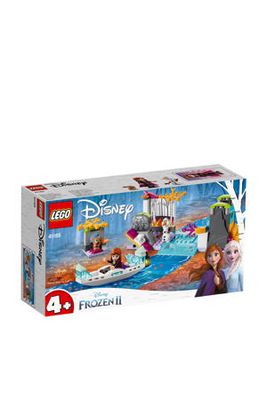 4+ Disney Frozen II Anna's Kano-expeditie 41165