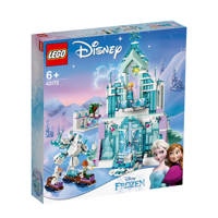 Disney Frozen  Elsa's magische ijspaleis 43172