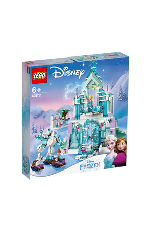 Disney Princess  Elsa's magische ijspaleis 43172