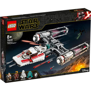 Resistance Y-Wing Starfighter 75249