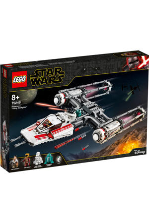 Star Wars Resistance Y-Wing Starfighter 75249