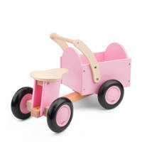 New Classic Toys Bakfiets, Roze