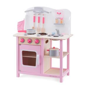 houten Kinderkeuken Bon Appetit - Roze