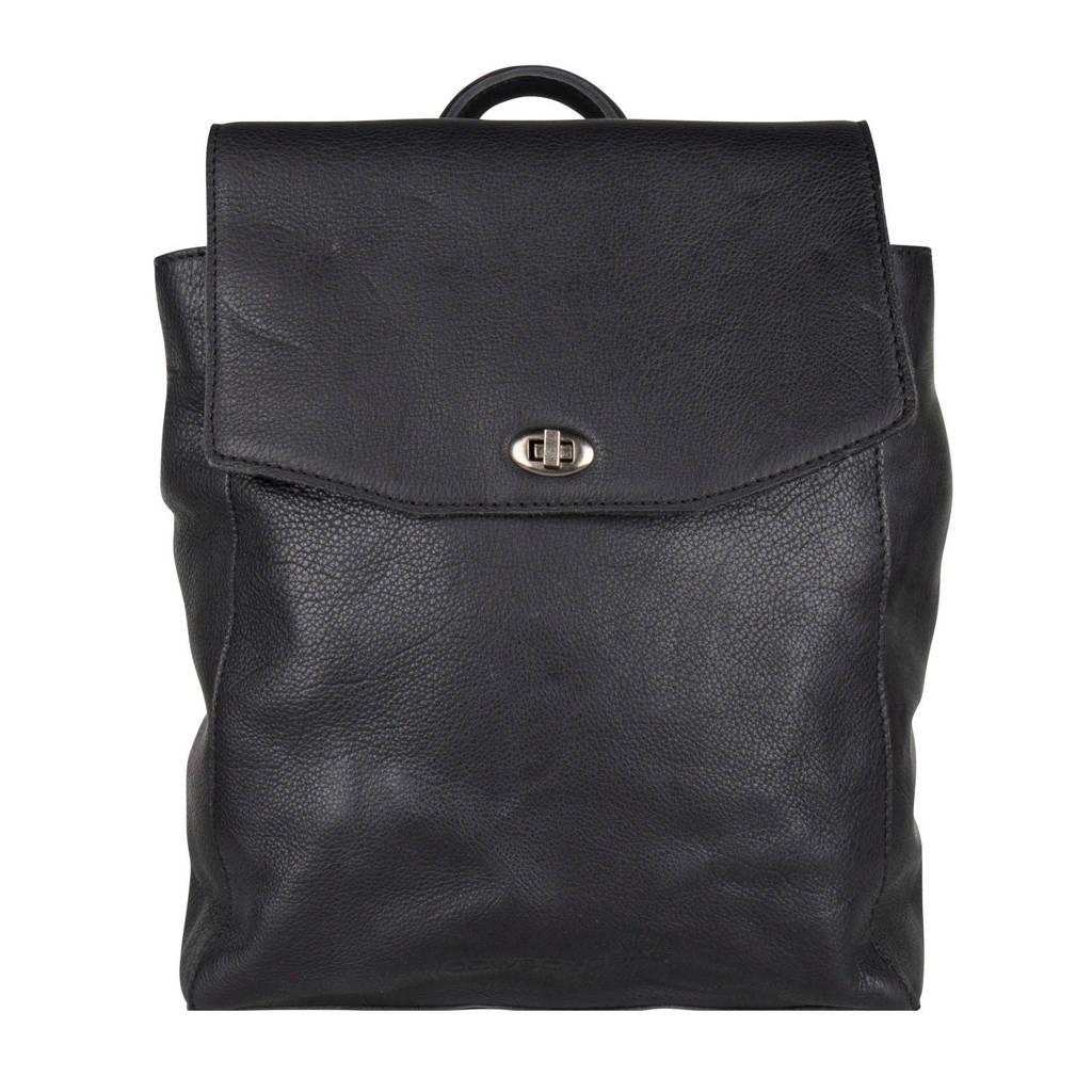 Cowboysbag   rugzak May zwart, Zwart