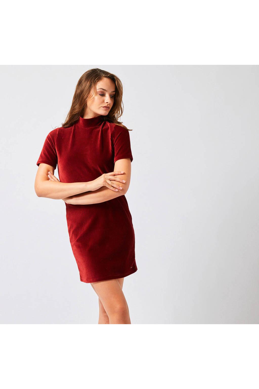 America Today jurk rood, Rood