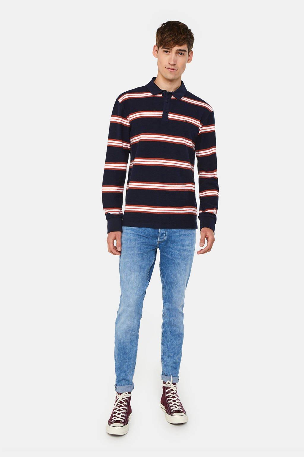 WE Fashion Blue Ridge skinny jeans used denim, Used denim