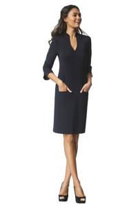 LaDress travelstof jurk Sade zwart, Zwart