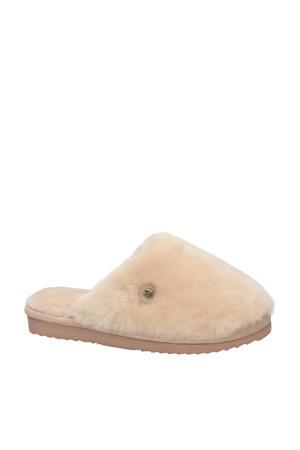 Mungo pantoffels beige