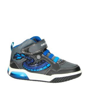 Inek sneakers grijs/blauw