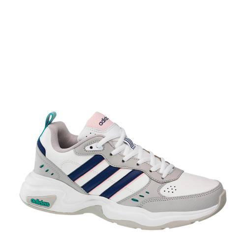 adidas Strutter sneakers wit/blauw