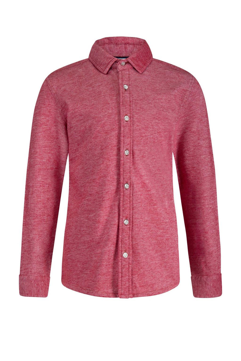CKS KIDS overhemd Yoricks rood, Rood