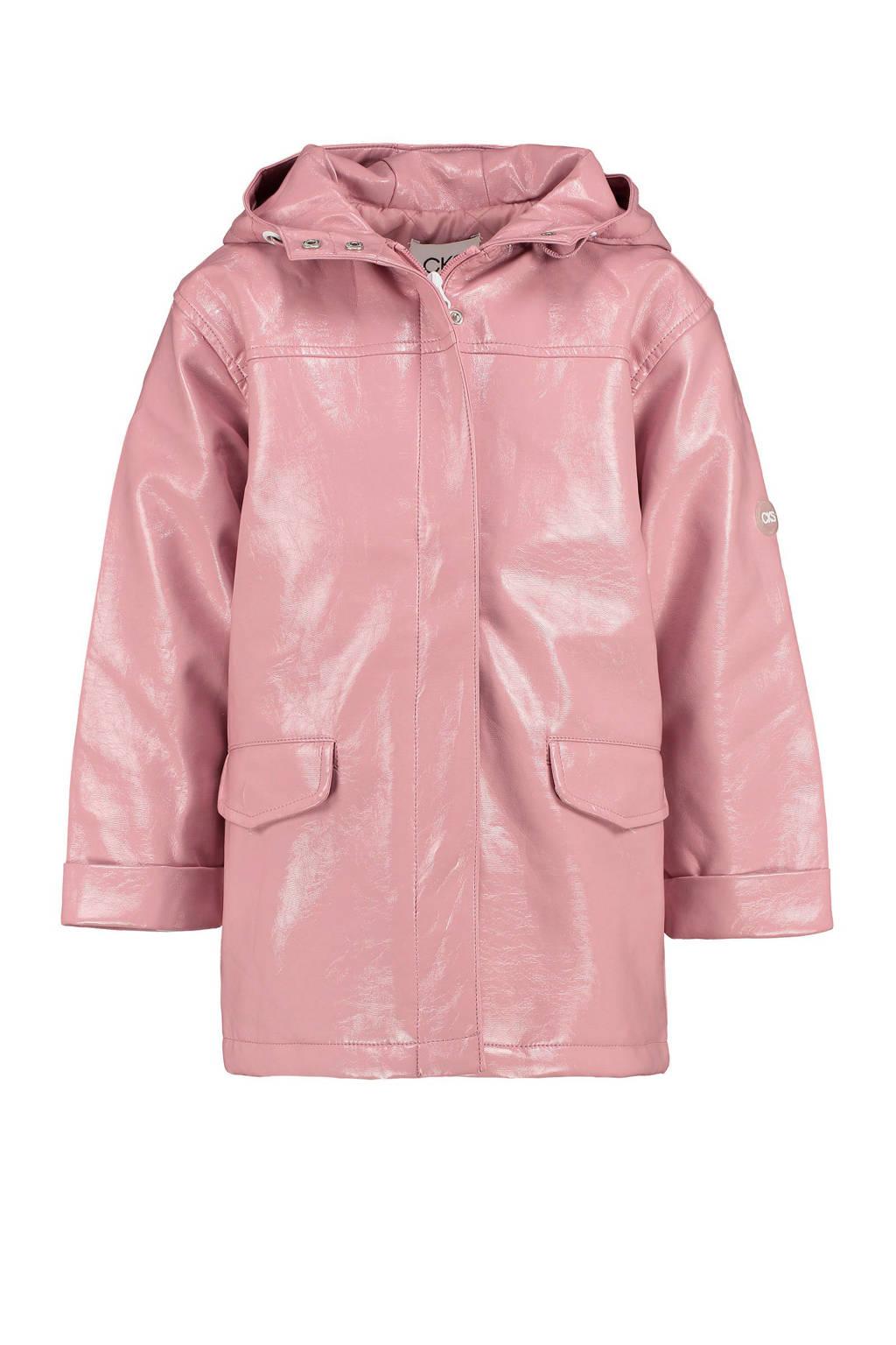 CKS KIDS jas Gwendy roze, Roze
