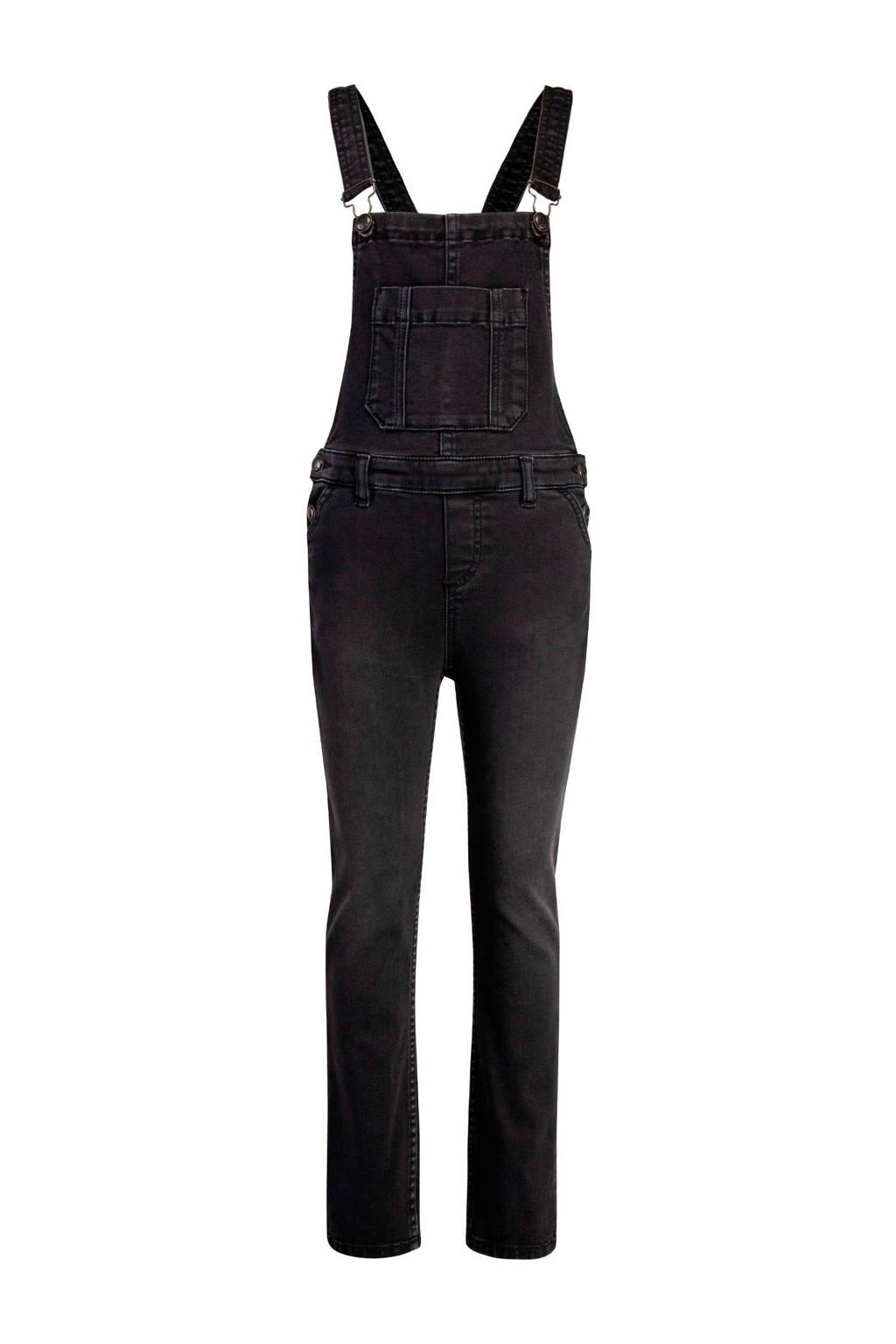 CKS KIDS jumpsuit Granger zwart, Zwart