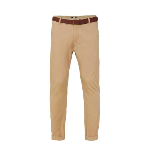 WE Fashion skinny chino sesame