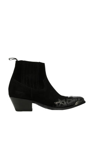 16637 chelsea boots zwart