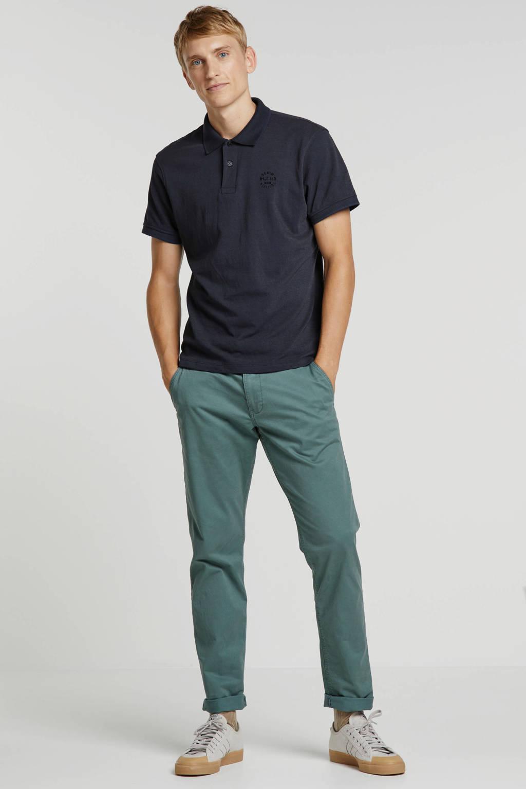 edc Men slim fit chino groen, Groen
