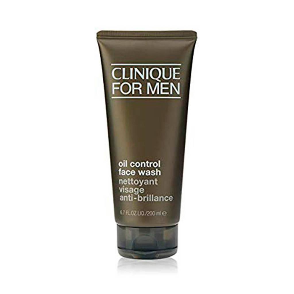 Clinique For Men Oil Control Face Wash gezichtsreiniger - 200 ml