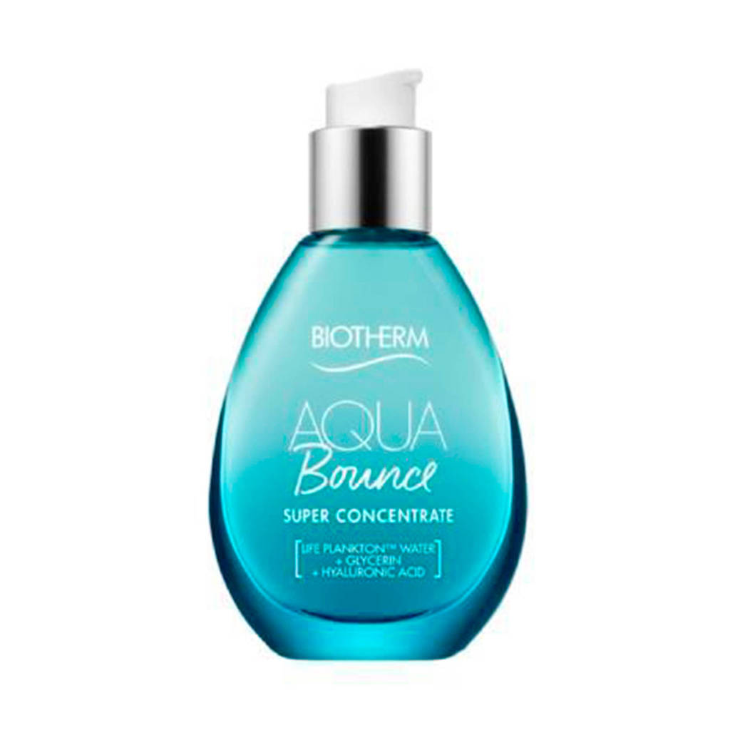 Biotherm Aqua Bounce gezichtsfluide - 50 ml