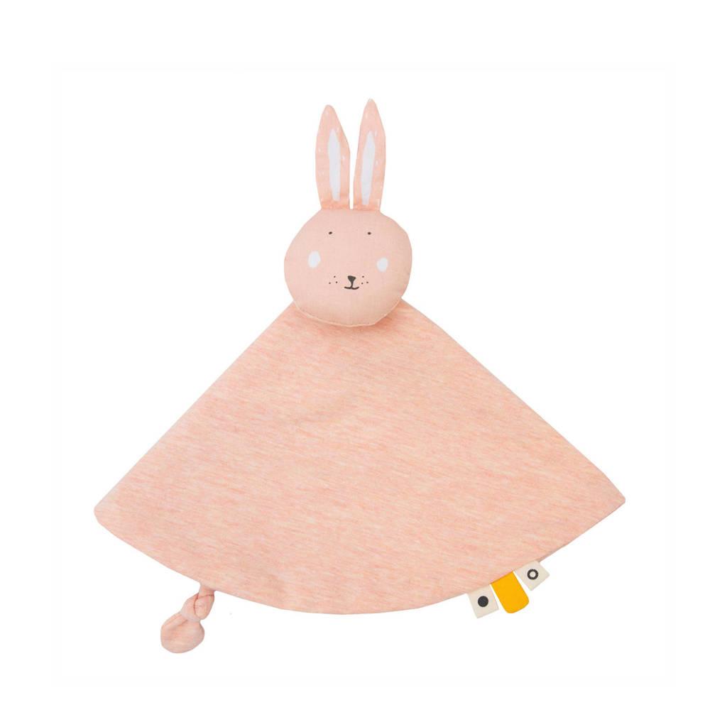 Trixie Mrs. Rabbit knuffeldoekje
