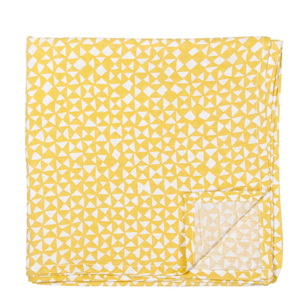 Trixie hydrofiele doeken 110x110 cm (2 stuks) diabolo, Diabolo