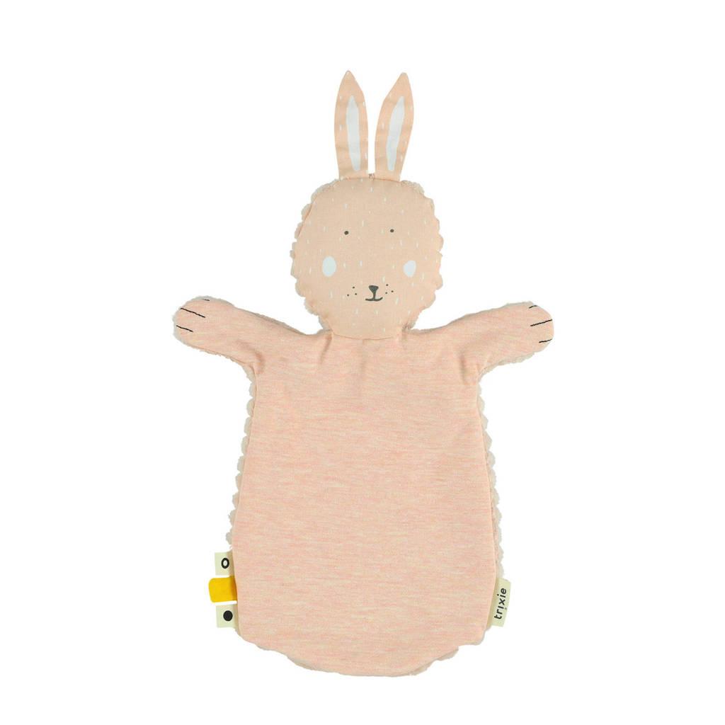 Trixie Mrs. Rabbit handpop, Roze