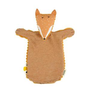 Mr. Fox handpop knuffeldoekje