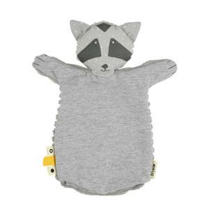 Mr. Raccoon handpop knuffeldoekje