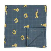 Trixie hydrofiele doeken 110x110 cm (2 stuks) whippy weasel, Whippy Weasel