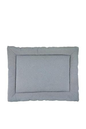 boxkleed 75x95 cm grain blue